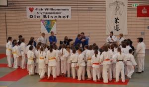 Training mit Olé Bischof