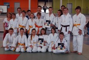 01.04.2014 | Bezirksfinale der oberfränkischen Schulen im Judo