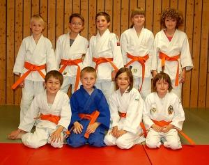 05.06.2014 | Gürtelprüfung Judo-Kids