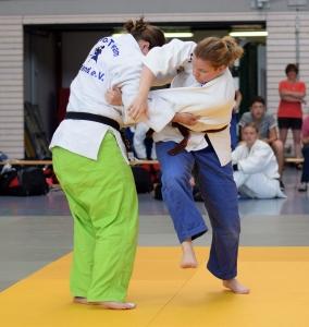 11.07.2015 | Bayernliga Frauen: PTSV Hof vs. Judoteam Oberland