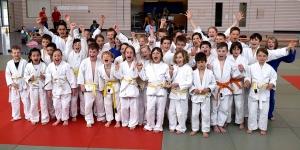 25.04.2015 | Vereins-Turnier der Judo-Kids in Hof