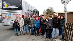 02.12.2017 | Judokas auf dem Erfurter Weihnachtsmarkt