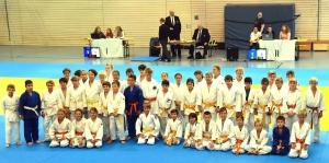 20.10.2018 | Oberfränkische Judo-Meisterschaften der Altersklassen U10 und U12 in Hof