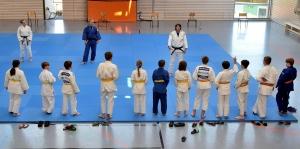 10.07.2021   Mit der Landestrainerin zurück zum Judo